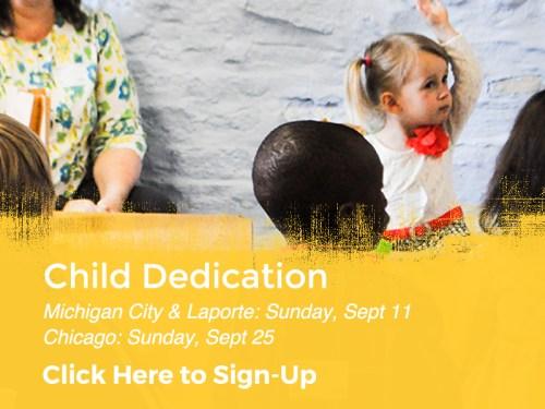 FK2016 Child Dedication