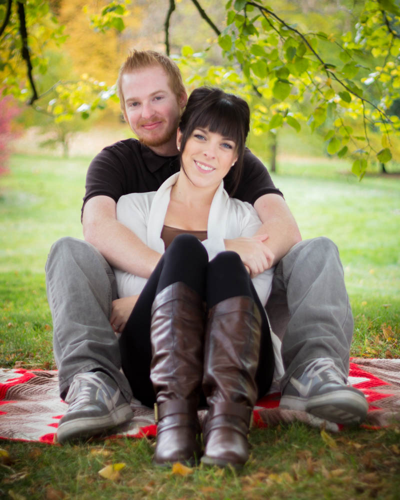 Kylie and Chad: Engagement