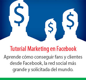 Tutorial Curso de Marketing en Facebook