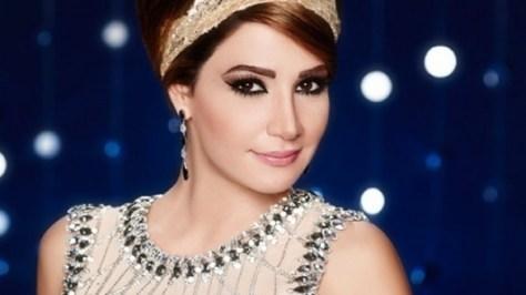 تغريدة الفنانة ديانا حداد للفنانة احلام الكويتية جعلت الجميع متعاطف معها
