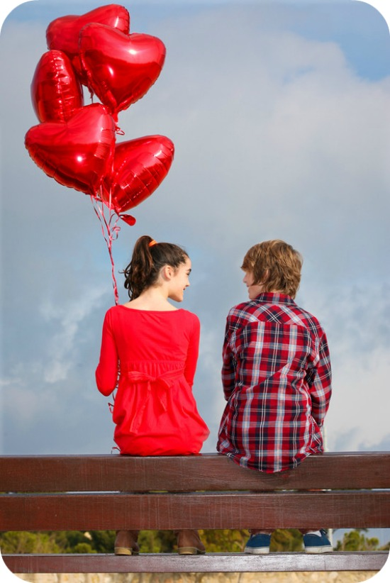 Valentines Day Celebrating Love With Your Special Sweetheart