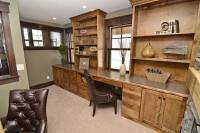 Custom Office Cabinets MN | Office Cabinetry