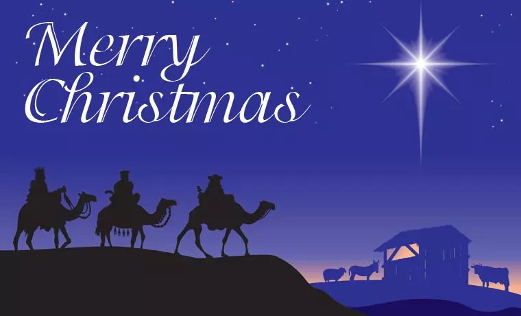 Desktop Wallpaper With Friendship Quotes Christmas Scene Three Wise Men And Jesus Birth