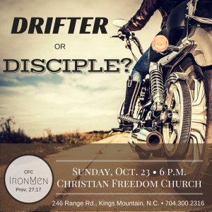 drifter-or-disciple