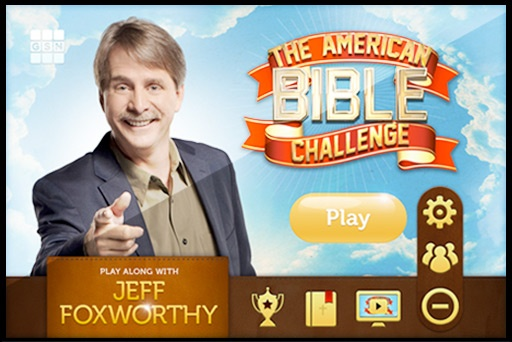 The American Bible Challenge App