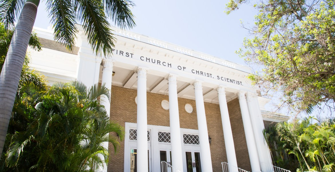 First Church Christ, Scientist located in Downtown Tampa