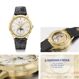 Perpetual Calendar November 1982 St Mary Of Perpetual Help Parish History Patek Philippe A Very Fine And Rare 18k Gold Automatic