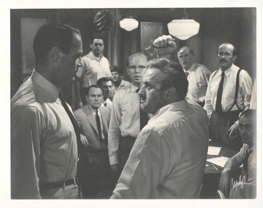 12 Angry Men 1957 Muky Munkacsi Christie39s