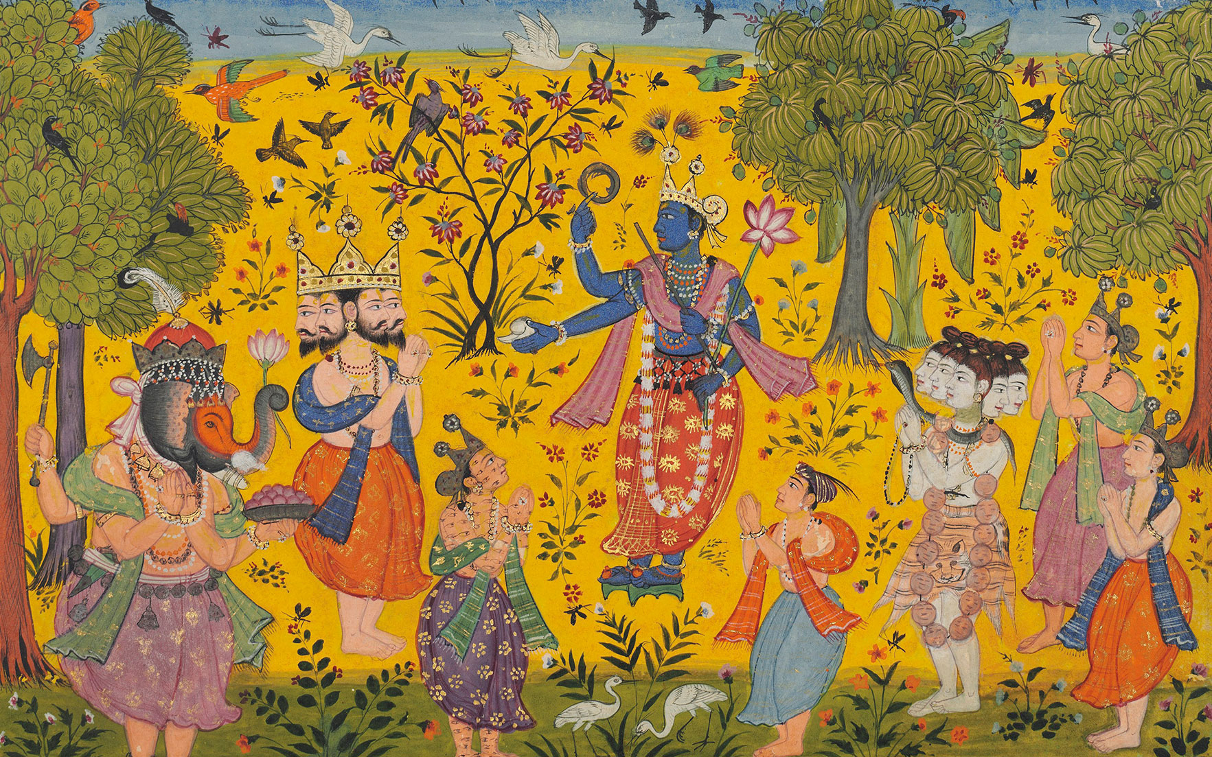 Classical Indian Painting Collecting Guide Christie39s