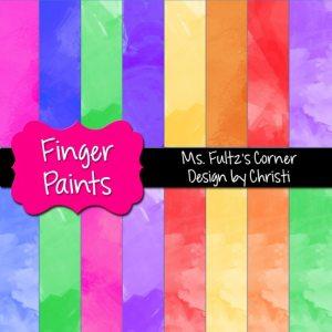finger paint preview