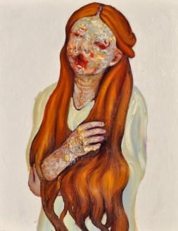 Untitled, 100 x 80 cm, 2015