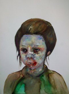 aquarella on paper, 48 x 36 cm, 2015