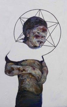Oil on canvas, 150 x 100 cm, 2015