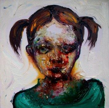 oil on canvas, 40 x 40 cm, 2015