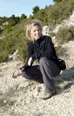 Christine Anne Berger, France 2012
