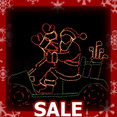 Outdoor Christmas Decorations Sale - christmas decor on sale