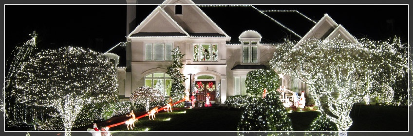 Outdoor Christmas Decorations - christmas decorations outdoors