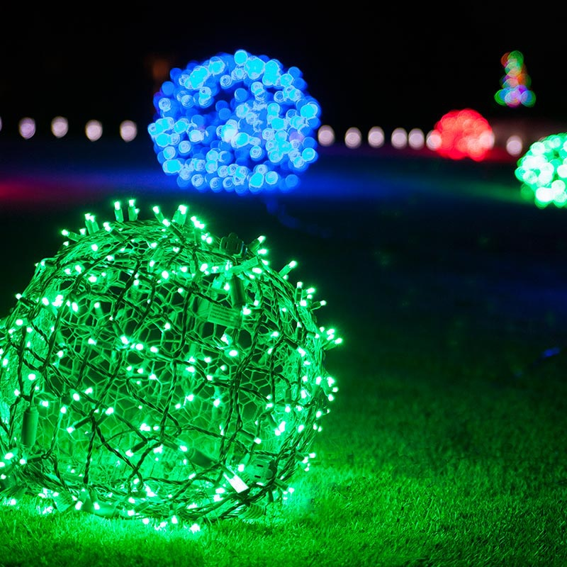 Outdoor Christmas Decorating Ideas - outdoor christmas lights decorations