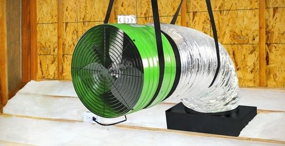 Whole House Fan Tacoma - On Call Electrical