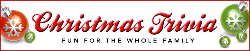 Printable General Christmas Trivia Fun for Everyone