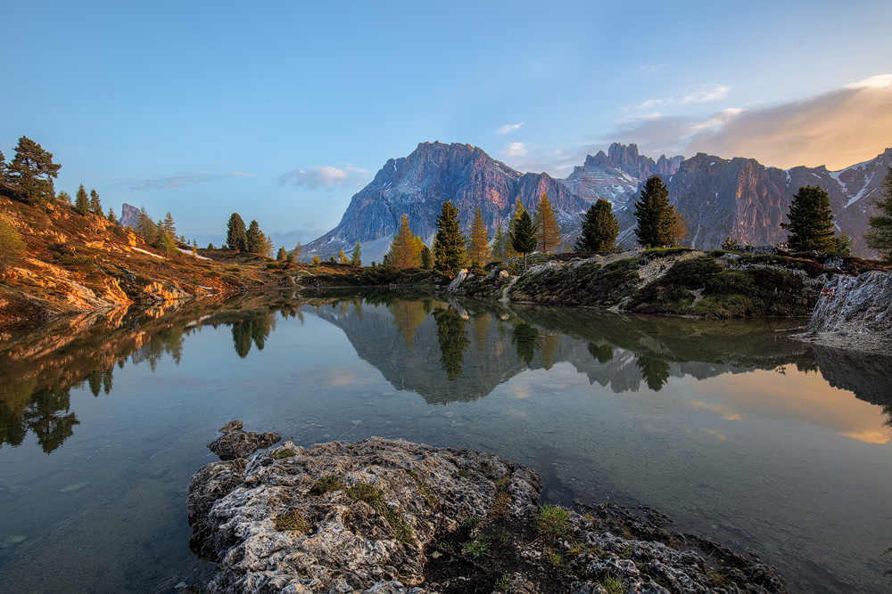 Fall 1080p Wallpaper Dolomiten Christof Simon Photography