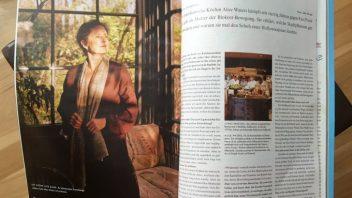 """""""Unsere Gesellschaft hat verlernt, zu kochen"""" – Alice Waters im Interview"""