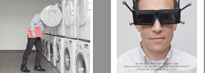 Rundflug durch die Trommel – Die Waschmaschinen der Zukunft