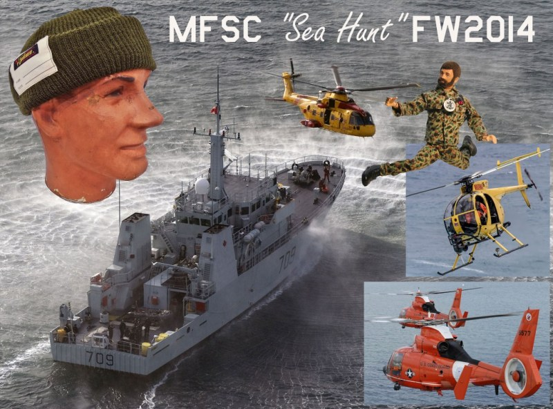 Mister Freedom Sea Hunt Fall 2014