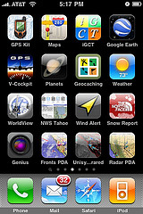 iPhone Geocaching Toolkit