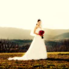 smoky mountain weddings elopements bride