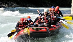 Best white water rafting smoky mountains