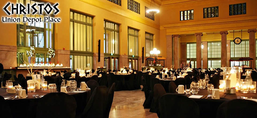 Weddings at Union Depot
