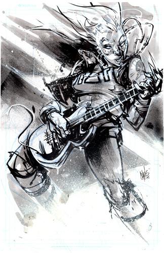 Punk Rock Storm