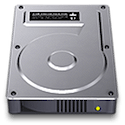 Macintosh HD icon