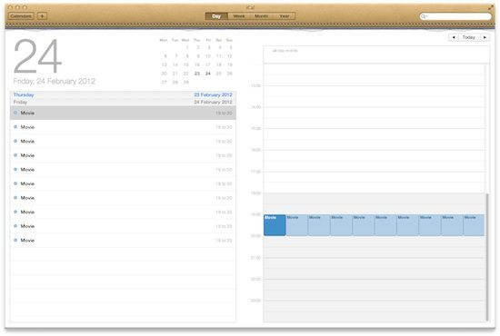 duplicates in ical