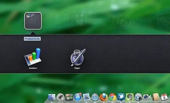 launchpad folder rename