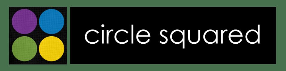 ChromaKit Graphic Design Circle Squared Logo