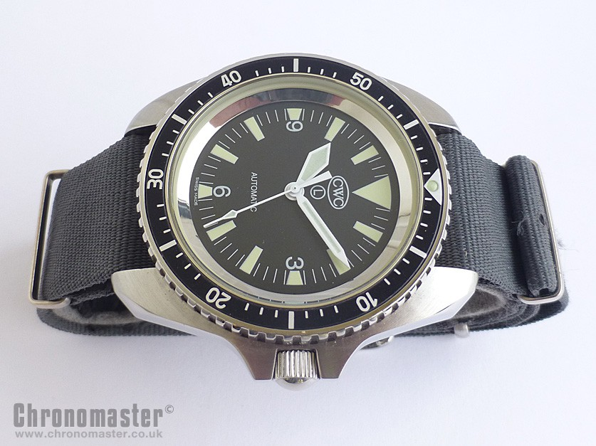 Cwc Royal Navy Divers Watch Automatic Nww 1346