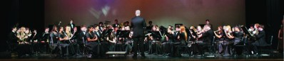 Wind Ensemble-Lesher