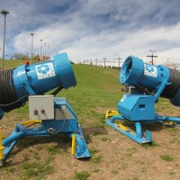 Two Hedco Snowcubs in excellent condition