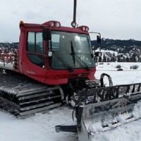 2002 Pisten Bully 200 - cut down for tubing or XC