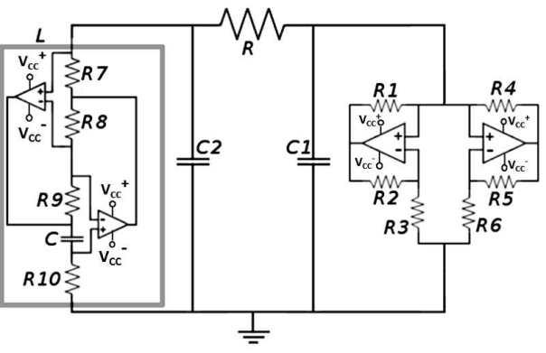 11  an  u201cinductorless u201d chua u2019s circuit