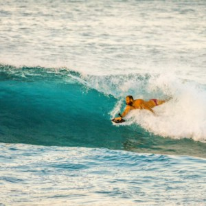 Makaha Handboard Tom VanMelum
