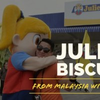 Julie's Biscuits - From Malaysia with love!