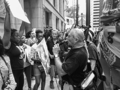 Communist Cult Group Joins Forces with 'Stop Mass Incarceration Network Chicago'