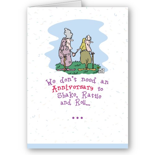 ChuckleBerry\u0027s Anniversary Cards