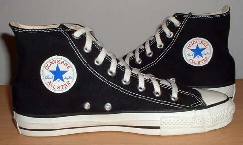 The Evolution Of The Chuck Taylor