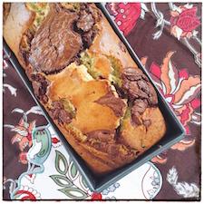 chocolate-lemon-cake