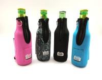 Beer Bottle Cooler With Bottle Opener, Cigarette & Lighter ...