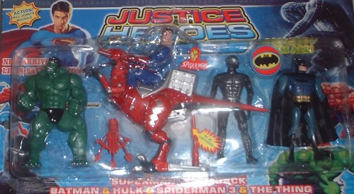 Justice Heroes League!!!